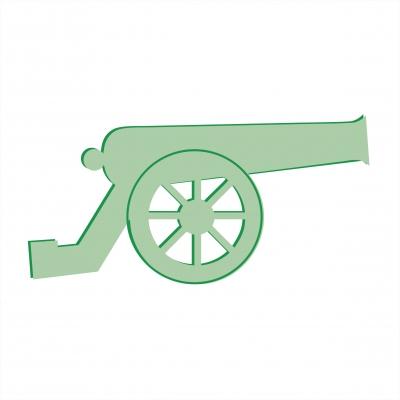 Пушки сувенирные