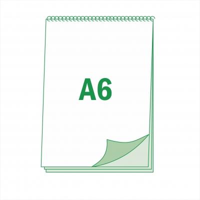 Блокнот А6